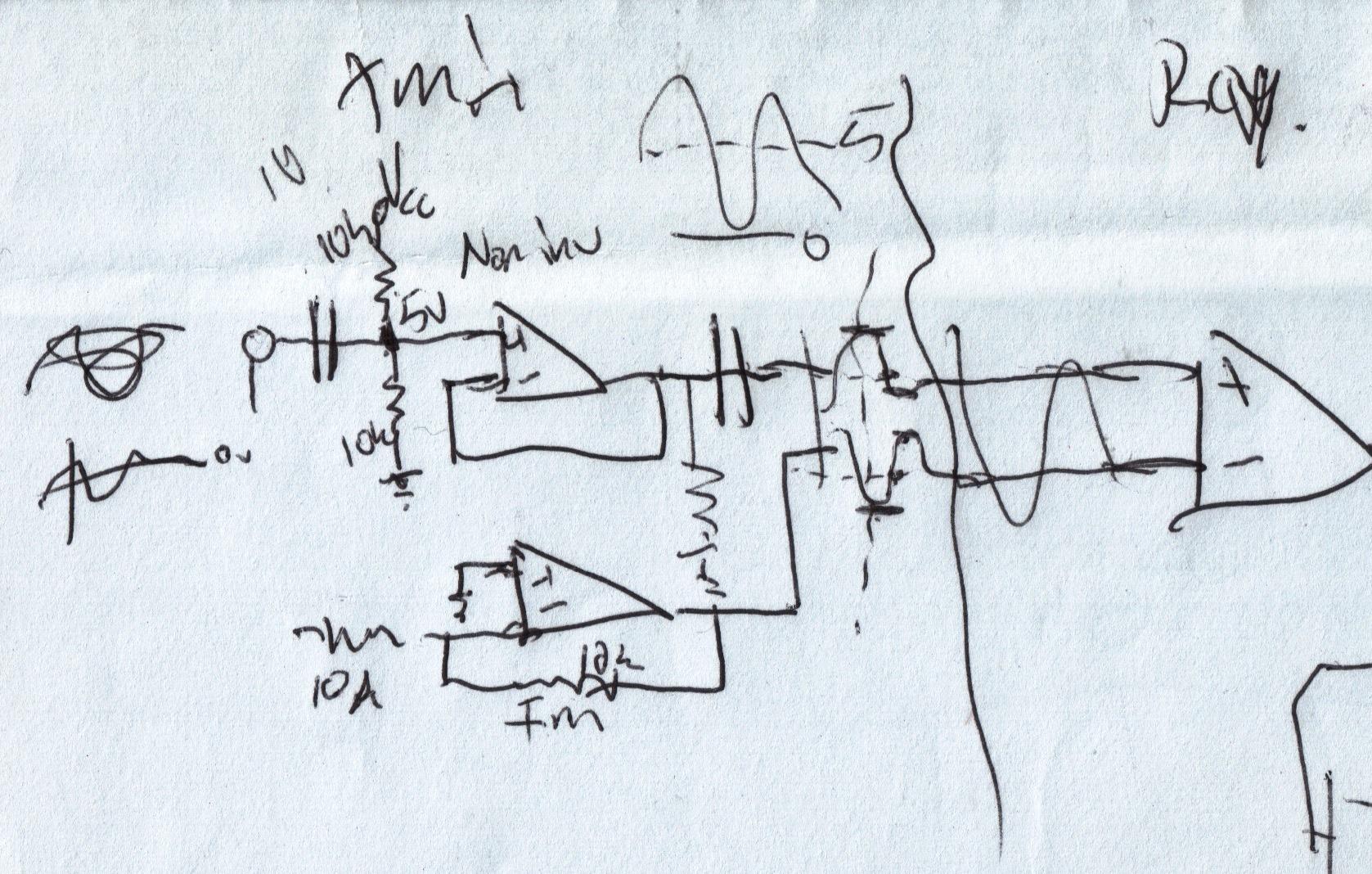 Audiohackers Jamcat Design Session Audio Destrukt Simple Circuit Project Ideas Http Wwwelectrotechonlinecom Schematic